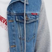 Denim Jacket PB Authentic Not Zara Levis Nudie lee