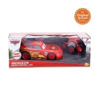 Disney Cars Remote Control Lightning McQueen Mainan Anak Mobil Mobilan