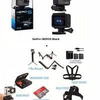 PROMO Paket Adventure GoPro HERO5 Black Action Camera Kamera HERO 5