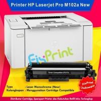 Printer HP Laserjet Pro M102a, HP LaserJet Pro M102a Printer (G3Q34A)