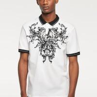 TERLARIS Polo Shirt Zara Man Original Not Fred perry Lacoste Ben Sher
