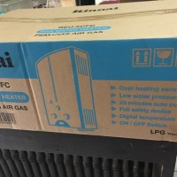 Pemanas Air / Water Heater Rinnai 5t Gas REU-5CFC
