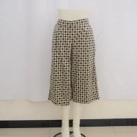 Celana Kulot Cullote Pants Batik Pekalongan Panjang Wanita 18