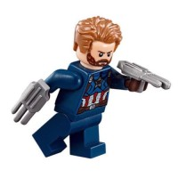 Lego Captain America (76101)