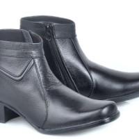 Branded SSP 507.01 Sepatu Boots kulit formal wanita SPiccato