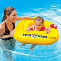 Pelampung Renang Baby Float Pool 123 School Step 1 - Intex 56587