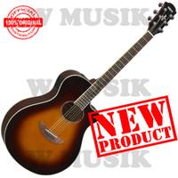 Yamaha Gitar Akustik Elektrik APX 600 / APX600 - Old Violin Sunburst