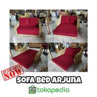 Sofa Bed Arjuna (Sofa Santai) ! Jakarta Barat