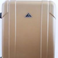 Koper Gold Hard Case Keras 24 inch 4 Roda Dgn Combination Lock Angka