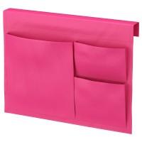 IKEA STICKAT Kantong untuk tempat tidur, merah muda