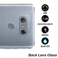 CAMERA TEMPERED GLASS LG G6 V10 V20 V30 screen guard back kamera kaca