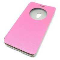 Taff Leather Plastic Flip Case Asus Zenfone 5 | Pelindung