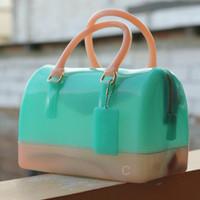Tas Branded Wanita Handbag Jelly Furla Impprt Quality Tosca Beige