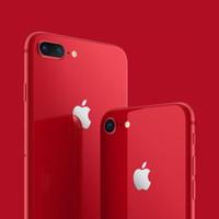Apple iPhone 8+ Plus 256GB Red Special Edition Garansi 1 Tahun