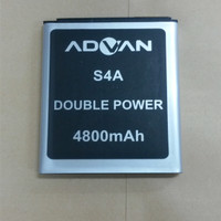 Baterai Advan S4A / Double Power / Ori / battrey / batrai / batre hp