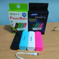 Powerbank Branded Oppo Samsung 9900mah PB