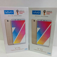Hp Vivo Y71 Gold New Fullview 13MP Garansi Resmi (RAM 3GB+ROM 32GB)