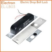Electric Lock Drop Bolt Kunci Pintu Elektrik Door Access EL-LB03