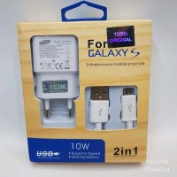 Charger Samsung Original 100% / Charger Samsung Note 2 Asli Original