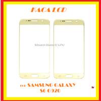 KACA LCD SAMSUNG GALAXY S6 G920 GOLD ORI BUKAN TOUCHSCREEN 903055