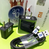 Carger Charger Hp Xiaomi Mi6 Mi6S Mi 6s Plus USB TYPE-C C Original Ori