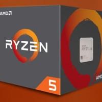 AMD Ryzen 5 2600 Gen 2 Pinnacle Ridge - STOK TERBATAS