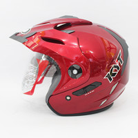 Helm KYT Venom RF2 Solid Double Visor