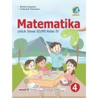 Matematika SD/MI Kelas IV Kurikulum 2013
