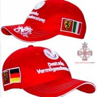 Topi Ferrari Dragon F1 M. Schumacher  06 Cap (Original) b10aa6b02e