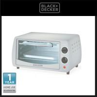 Hadiah Pemenang Undian - Black + Decker 800W Oven TRO1000-B1
