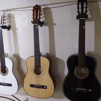 Gitar Akustik Mahogani MG010/Gitar Pemula Free Packing Kayu!!!