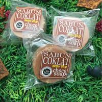 Sabun Coklat Choco Soap Mini 20gr