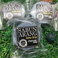 Sabun Arang (Charcoal Soap) 20gr