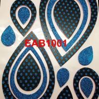 3D Wall Sticker Tipe EAB1001-1005