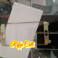 Kaca Lcd Kaca Depan Samsung S6 EDGE special GOLD ORIGINAL