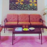 Indonesia Sofa Cemara - Sofa Santai Meranti Kuat Elegan Unik Cinema