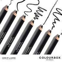 COLOURBOX Eye Pencil - Black