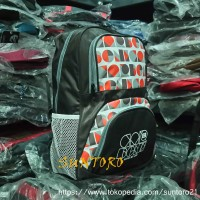 Tas Ransel Anak CARBONI MA96 Original Produk Free Raincover