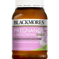 Blackmores Pregnancy and Breast Feeding Gold 180 Capsules