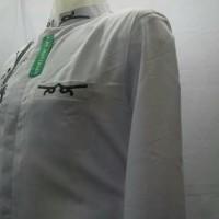 Jas Koko Baju Koko Semi Jas Putih Salju Motif Bordir Grosir
