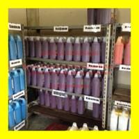 shampo Salju Cuci Mobil & Motor Hidrolik Warna  biru,ungu,pink Modern
