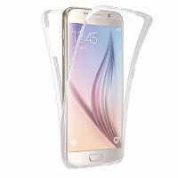 Full Case Samsung S8 Plus S3 S4 S5 S6 S7 Edge A3 A5 A7 16 J3 J5 J7 17