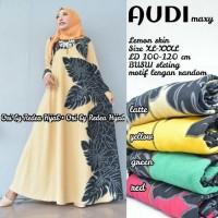 baju wanita gamis audy muslim cantik modern unik modis Diskon