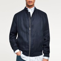 BEST SELLER Jaket Bomber Zara Original Not Stussy Supreme Louis Vuitt