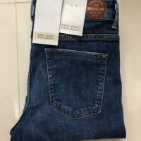 TERLARIS Celana Jeans Zara Woman Authentic Not Levis Lea Stradivarius