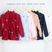 Harga new obral atasn baju muslim tunik blouse baju kerja baju jalan | Pembandingharga.com