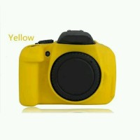 Silicone Case Cover Body Kamera for Canon EOS 650D & 700D DSLR Limited