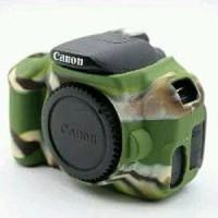 Silicone Case Cover Body Kamera for Canon EOS 650D & 700D DSLR Murah