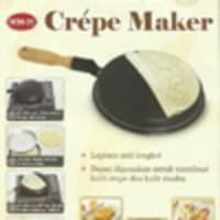 Crepe maker vicenza / wajan kwalik alat dapur murah / termurah