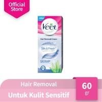 Veet Sensitive 60 gr (Aloe Vera & Vitamin E)